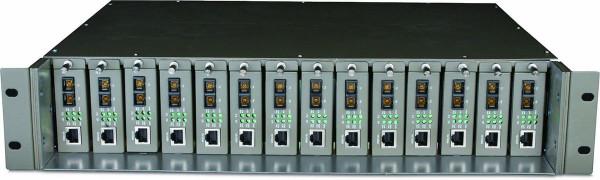 TP-Link TL-MC1400 14-Slot Rackmountgehäuse für Medienkonverter