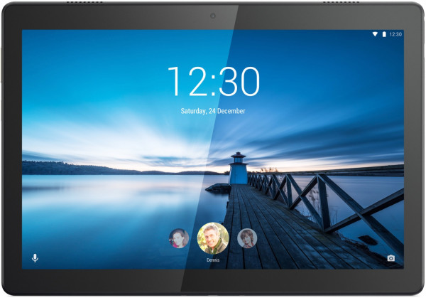 "Lenovo Smart Tab M10 10.1 schwarz 32GB LTE Android Tablet Bluetooth 10,1"" 5 MPX"