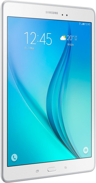 "SAMSUNG Galaxy Tab A 9.7"" Display LTE 3G WLAN Wifi weiß 16GB Android Tablet PC"