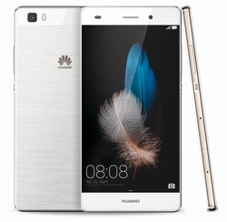 """Huawei P8 lite weiß 16GB Telekom LTE Android Smartphone 5"""" Display 13 Megapixel"""