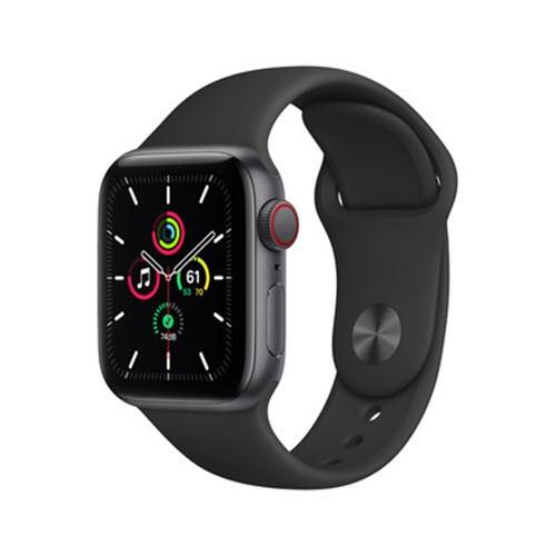 Apple Watch SE GPS Cellular 40mm grau