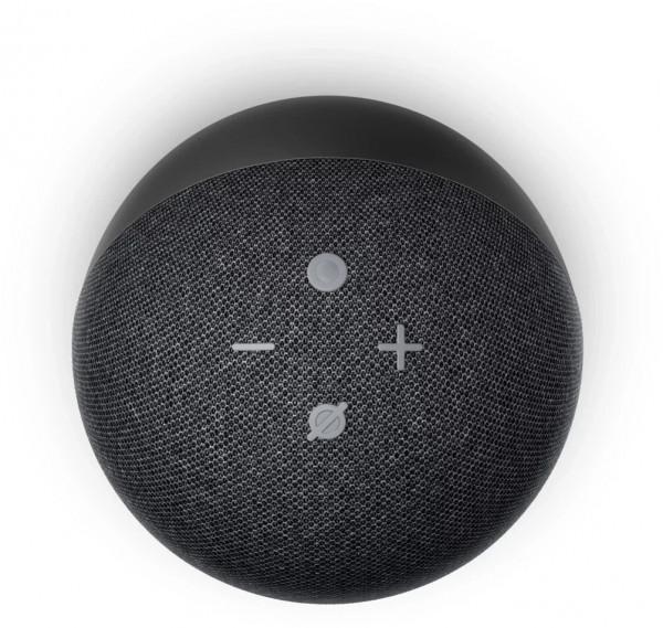 Amazon Echo Dot 4. Generation Anthrazit Stoff