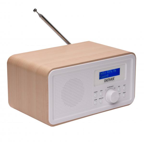 Denver Radio DAB-30 LIGHTWOOD
