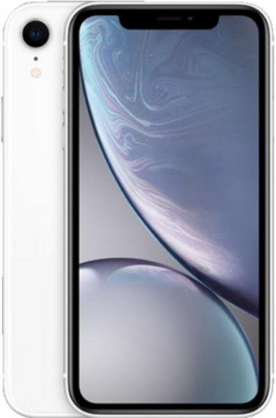 Apple iPhone XR weiß 64GB REFURB