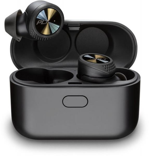 Plantronics BACKBEAT PRO 5100 True Wireless Earbuds In-Ear Kopfhörer schwarz