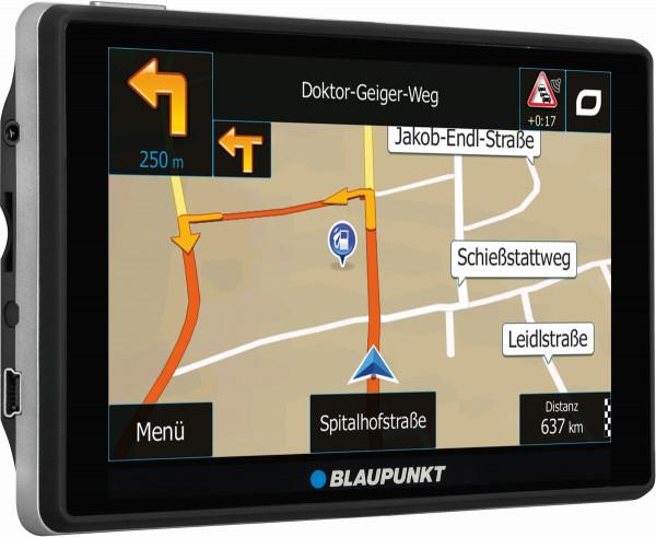 "Blaupunkt TravelPilot 43 EU AMW PKW Navigation Kartenmaterial Europa 4,3"""