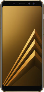 "Samsung A530 Galaxy A8 2018 DualSim gold 32GB LTE Android Smartphone 5,6"" 16 MPX"