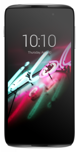 "ALCATEL IDOL 3 6045Y Silber 16GB Android Smartphone ohne Simlock 5,5"" Display"