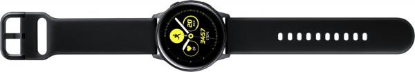Samsung Galaxy Watch Active schwarz Android Unisex 1,1 Zoll Uhr