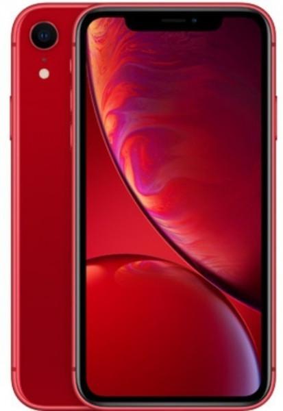 "Apple iPhone XR rot 256GB LTE iOS Smartphone 6,1"" Display 12 Megapixel eSim"