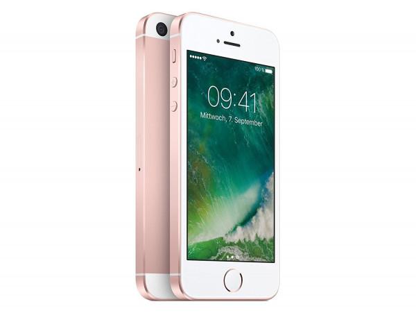 Apple iPhone SE 64 GB Roségold IOS LTE Smartphone ohne Vertrag Retina Display
