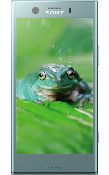 """Sony Xperia XZ1 Compact blau 32GB LTE Android Smartphone 4,6"""" Display 19MPX"""