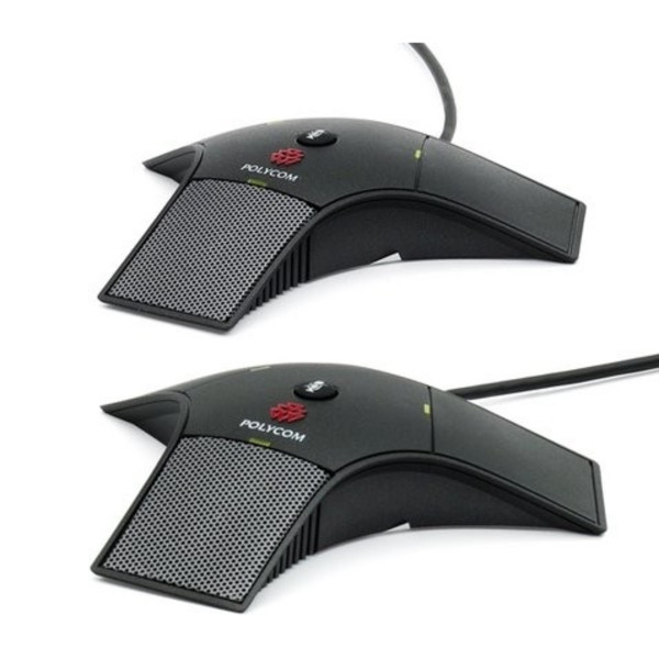 Polycom® Extension microphones kit for SoundStation IP 7000