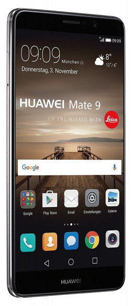 "Huawei Mate 9 grau 64GB LTE Android Smartphone ohne Simlock 5,9"" Display 20 MPX"