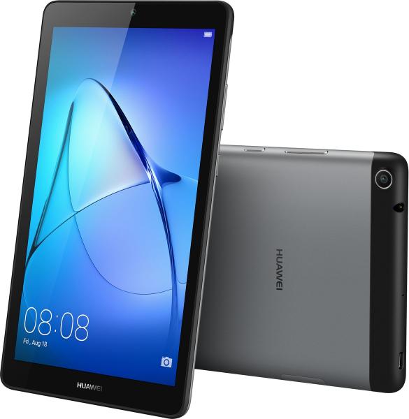 Huawei MediaPad T3 grau 8GB Wifi WLAN Android Tablet PC 7 Zoll Display 1GB RAM