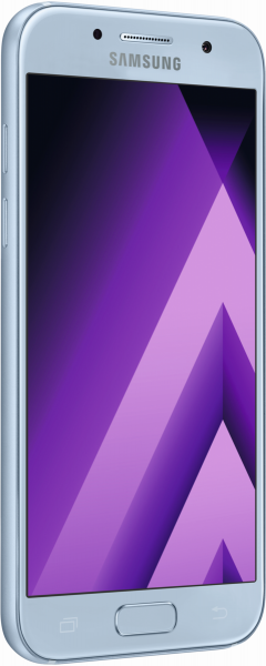 "Samsung A320F GALAXY A3 2017 blau 16GB LTE Android Smartphone 4,7"" Display 13MPX"