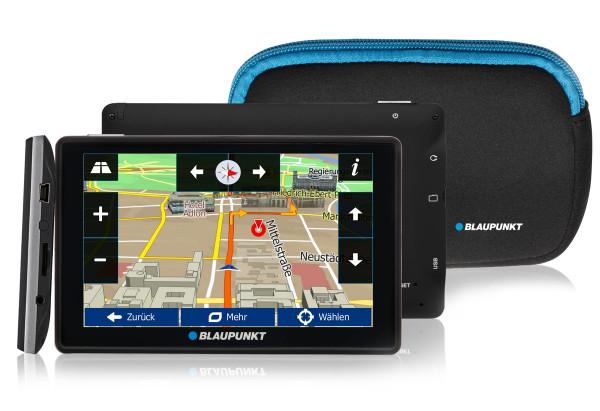 Blaupunkt Travelpilot 53² CE LMU 5 Zoll Display Zentraleuropa TMC Stauumfahrung