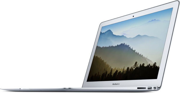 "Apple MacBook Air 13.3 Core-i5 1,8GHz silber 128GB SSD 13,3"" Display 8GB RAM BT"