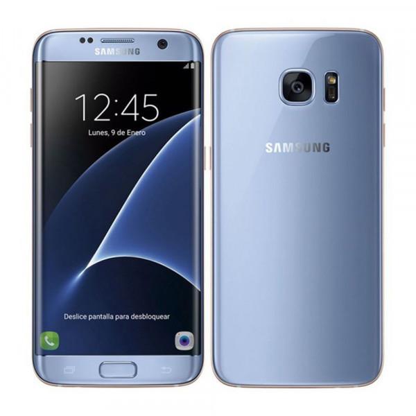 "Samsung G935F Galaxy S7 edge blau 5,5"" Android Smartphone ohne Simlock 32GB LTE"