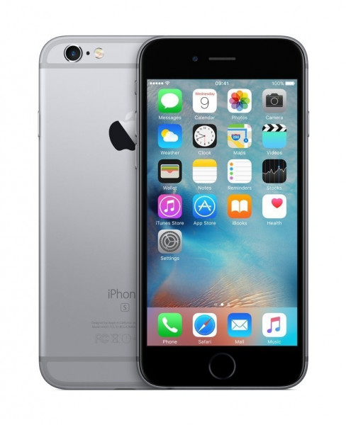 "Apple iPhone 6s 16GB LTE IOS Smartphone 4,7"" Retina Display 12 Megapixel"