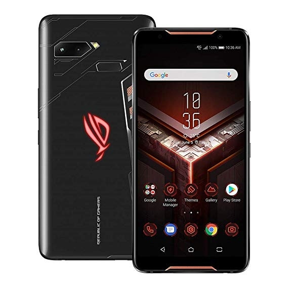 ASUS ROG Phone DualSim schwarz 128GB LTE Android High End Gaming Smartphone