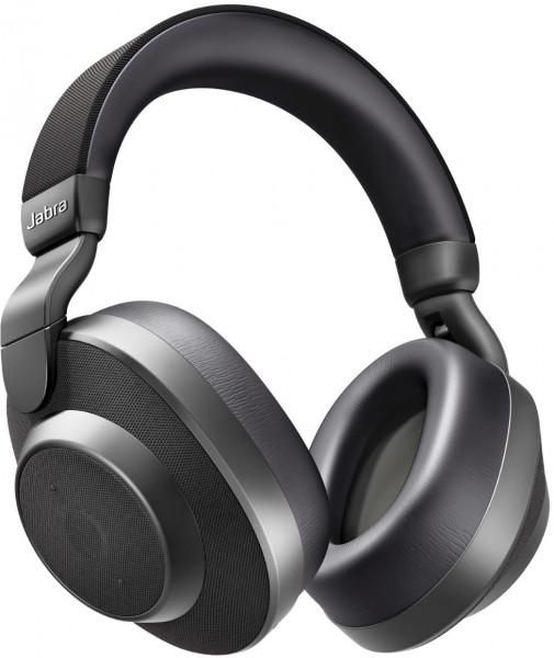 JABRA Elite 85h Titanium Black Bügelkopfhörer Bluetooth Noise-Cancel
