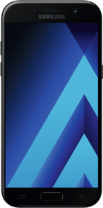 "Samsung Galaxy A5 2017 schwarz 32GB LTE Android Smartphone 5,2"" Display 16 MPX"
