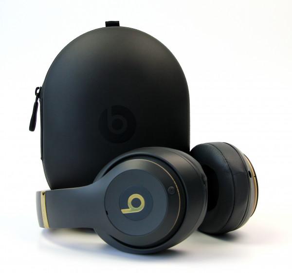 Beats by Dr. Dre Studio3 Wireless Kopfhörer grau Bluetooth Noise Cancelling ANC