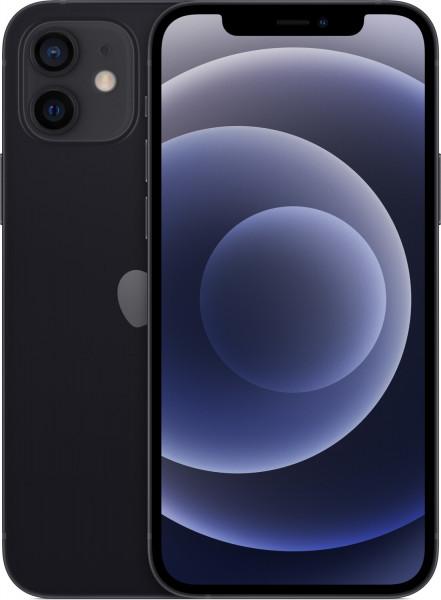 Apple iPhone 12 schwarz 64GB