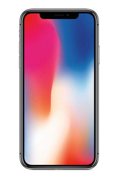 "Apple iPhone X 64GB LTE iOS Smartphone 5,8"" OLED Retina Display 12 Megapixel"