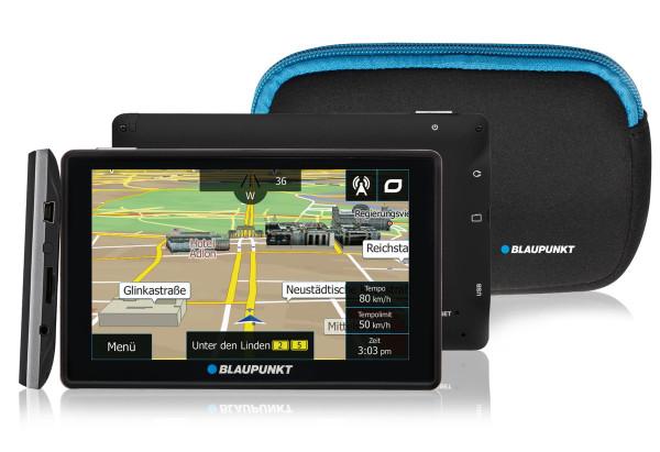 Blaupunkt Travelpilot 53² EU LMU 5 Zoll Display TMC Stauumfahrung