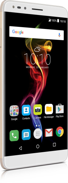 ALCATEL POP 4-6 7070X gold LTE Android Smartphone ohne Simlock 6Zoll 13MP Kamera
