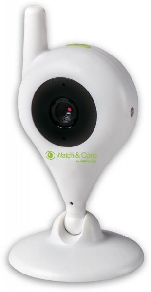 Watch & Care by AUDIOLINE V141 Babyfon Codierte Übertragung Strahlungsarm