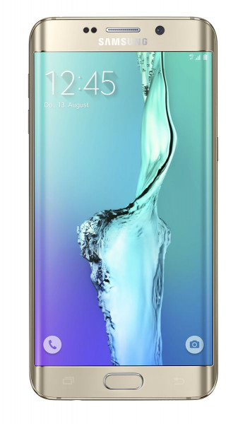 "Samsung Galaxy S6 edge+ 32GB gold Android Smartphone 5,7"" Display ohne Simlock"