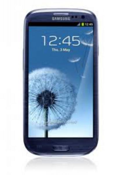 "Samsung I8190 Galaxy S3 mini 8GB blau Android 4"" Smartphone ohne Simlock 5 MPX"