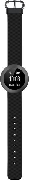 Huawei Band B0 lang Schwarz Smartwatch Uhr Touch Activity Schlaf Fitnesstracker