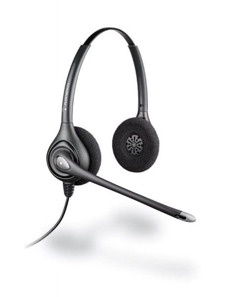 SupraPlus Wideband HW261N/A binaural Noise Cancelling Business Köpfhörer