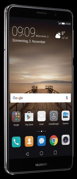 "Huawei Mate 9 grau Dual Sim 64GB LTE Android Smartphone ohne Simlock 5,9""Display"