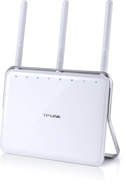 TP-Link AC750 DECT Telefonie Gigabit WLAN Modemrouter Archer VR200v weiß