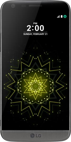 "LG G5 SE grau LTE Android Smartphone ohne SImlock 5,3"" Display 32GB Speicher"