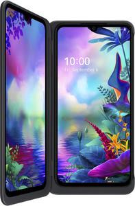 "LG G8X DualSim schwarz 128GB inkl. 2. Display LTE Android Smartphone 6,4"" 12 MPX"