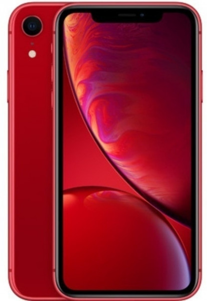 "Apple iPhone XR Rot 64GB LTE iOS Smartphone 6,1"" Display 12 Megapixel eSim 4K"