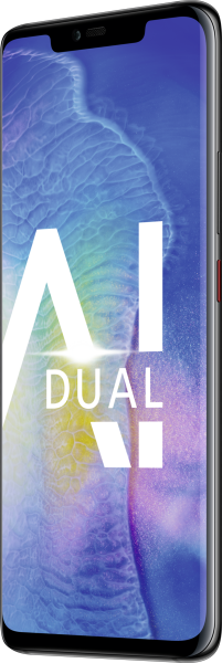 """Huawei Mate 20 Pro DualSim schwarz 128GB LTE Android Smartphone 6,3"""" OLED 40MPX"""