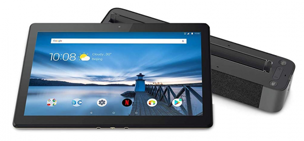 "Lenovo Smart Tab M10 10.1 schwarz Amazon Alexa 32GB LTE Android 10,1"" Display"