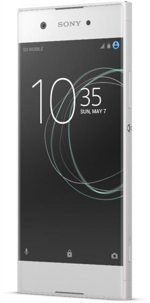 "Sony Xperia XA1 weiß 32GB LTE Android Smartphone ohne Simlock 5"" Display 23MPX"