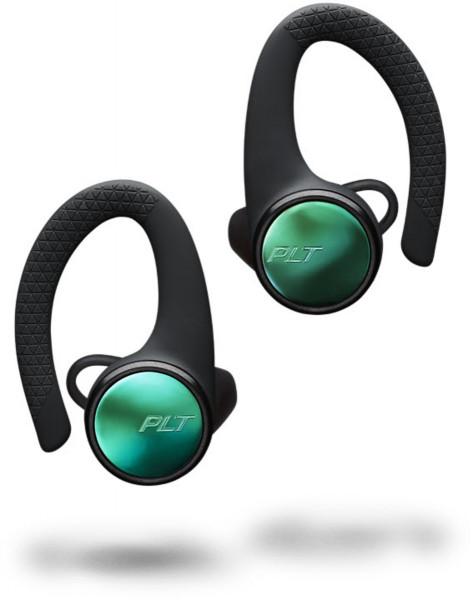 Plantronics BACKBEAT FIT 3150 BT True Wireless Sport Earbuds schwarz Kopfhörer