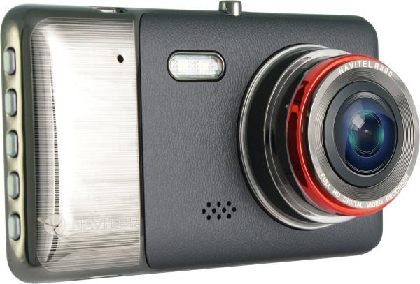 Navitel R800 Dashcam DVR Kamera Full HD 4 Zoll Display 170° Sichtwinkel