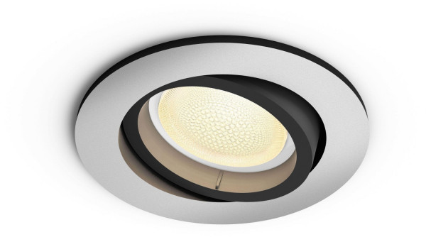 Philips Hue White & Color Ambiance Centura rund Bluetooth