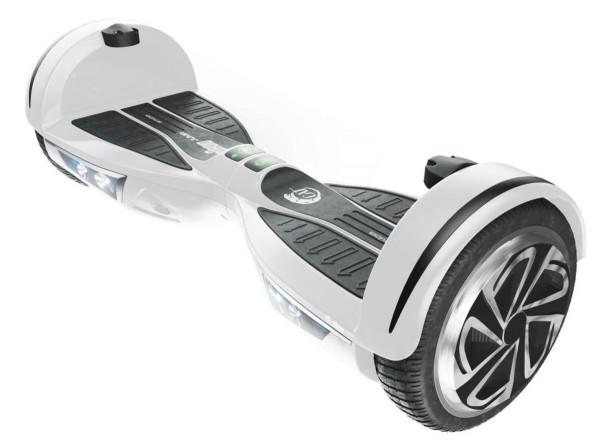 Cat 2Droid JUMP Elektrisches Zweirad weiß Hoverboard Elektro Scooter Roller