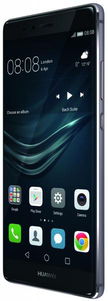 "Huawei P9 grau 32GB Android LTE Smartphone ohne Simlock 5,2"" Display 12MPX Leica"